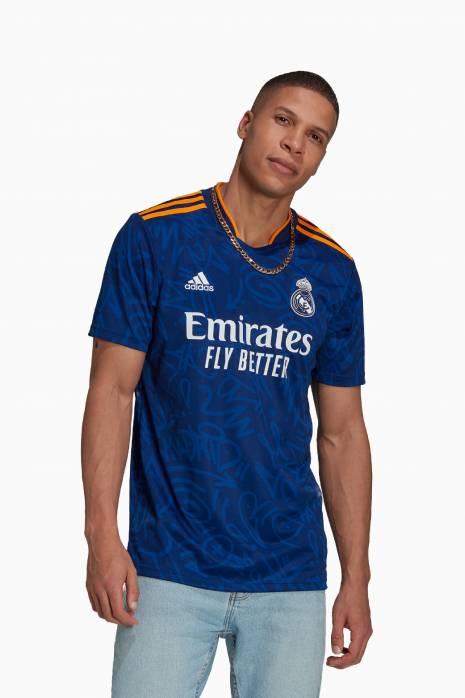 Koszulka adidas Real Madryt 21/22 Wyjazdowa Replika