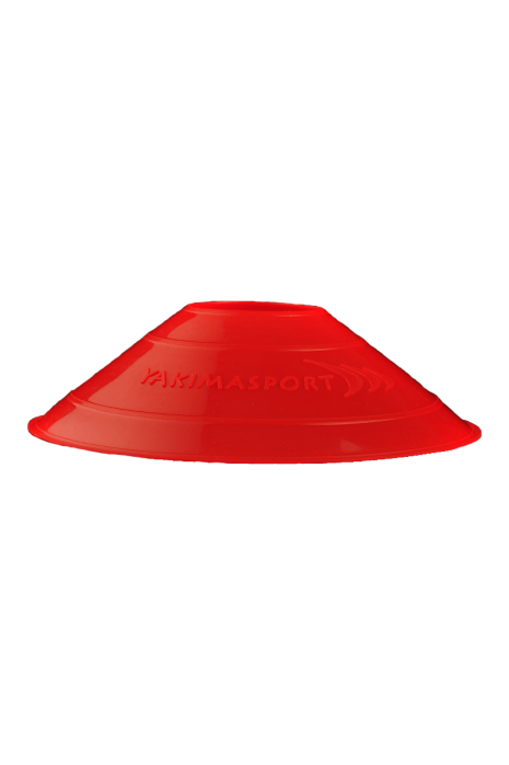 Pachołek 5cm czerwony Yakimasport