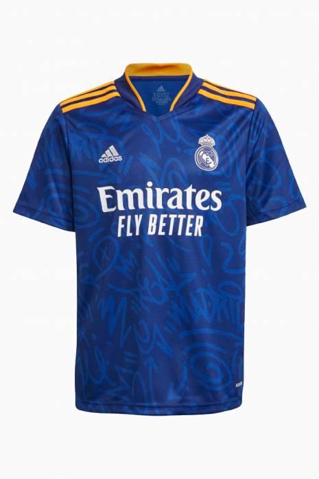 Tričko adidas Real Madrid 21/22 Hostia Replica Junior