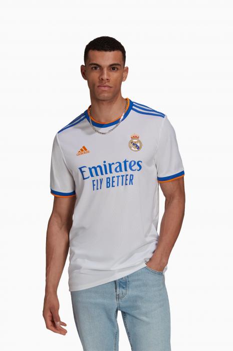 Tričko adidas Real Madrid 21/22 Domáci Replika