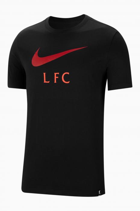 Tričko Nike Liverpool FC 21/22 Swoosh Club Tee