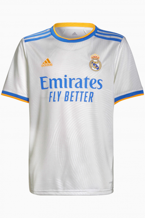 Koszulka adidas Real Madryt 2021/22 Domowa Replica Junior