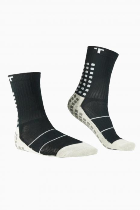 Fotbalové ponožky Trusox 3.0 Thin Black