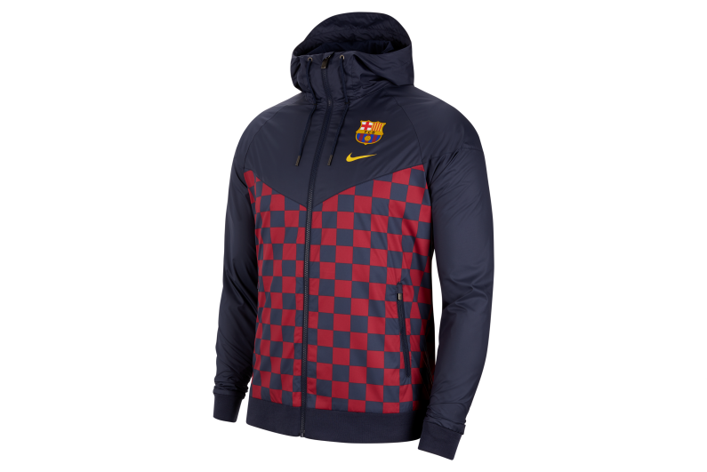 surf invernadero Bronceado  Jacket Nike FC Barcelona NSW Windrunner Woven Authentic X | R-GOL.com -  Football boots & equipment