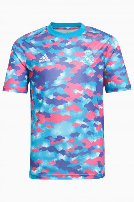 Koszulka adidas Real Madryt Pre Match Junior