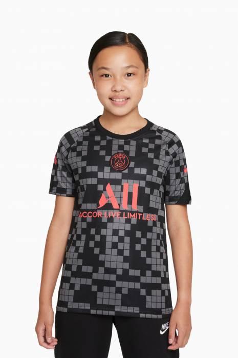 Koszulka Nike PSG 21/22 Breathe Top PM Junior