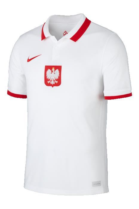 Koszulka Nike Polska Breathe Stadium 2020 Domowa