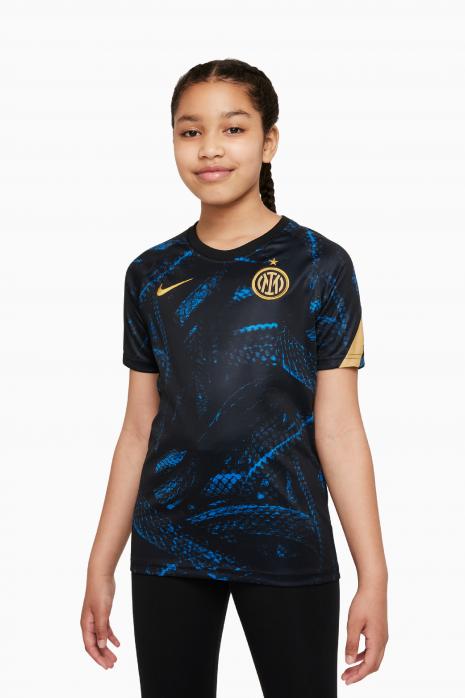 Tričko Nike INTER MILÁN 21/22 Pre Match Junior