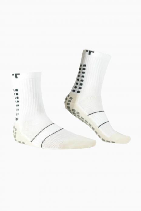 Fotbalové ponožky Trusox 3.0 Cushion White