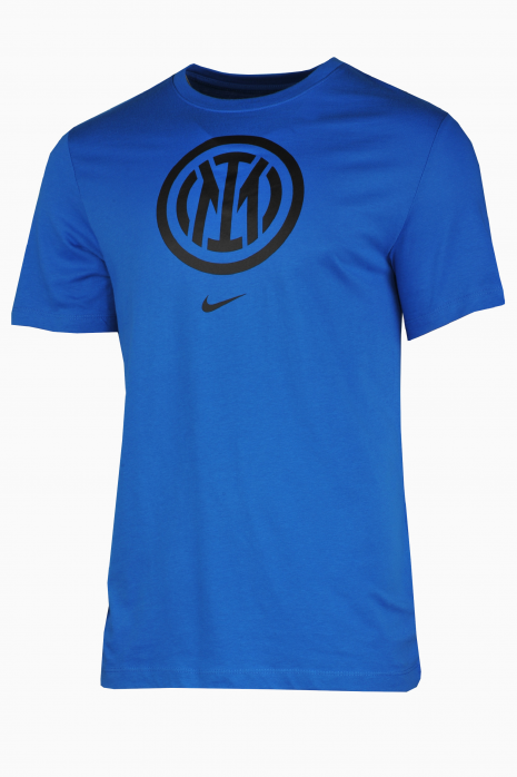Koszulka Nike Inter Mediolan 21/22 Tee Evergreen Crest Junior