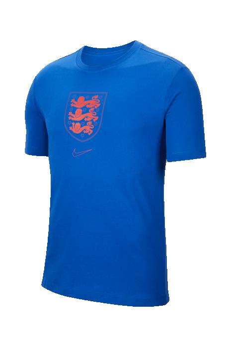 Koszulka Nike Anglia Tee Evergreen Crest