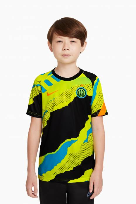 Koszulka Nike Inter Mediolan 21/22 Breathe Top PM Junior