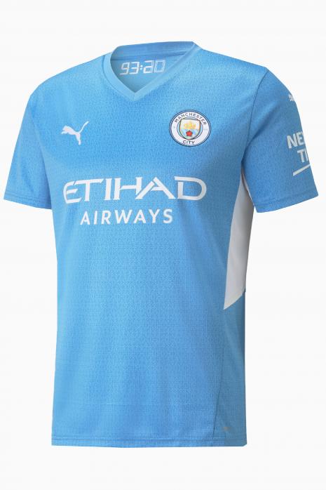 Tričko Puma Manchester City 21/22 Home Replica Junior