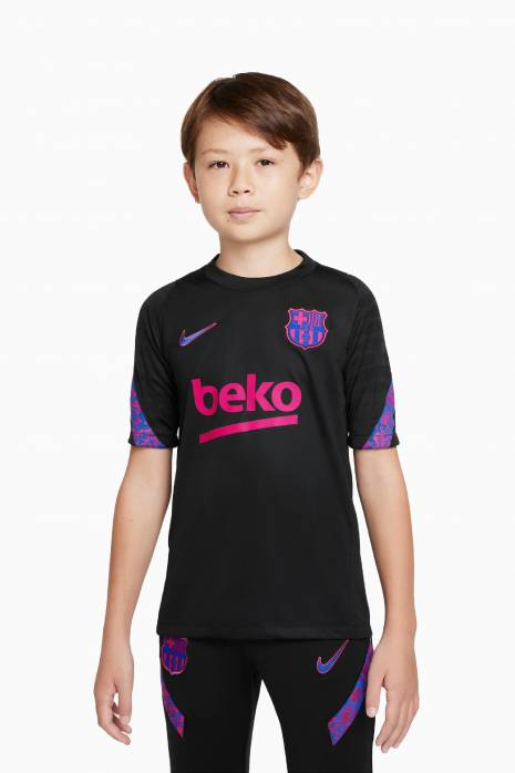 Tričko Nike FC Barcelona 21/22 Strike Top SS Junior