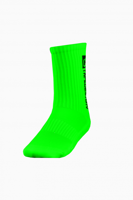 Skarpety Tapedesign fluo zielone