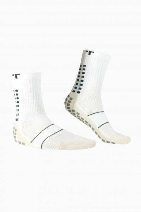 Fotbalové ponožky Trusox 3.0 Thin White
