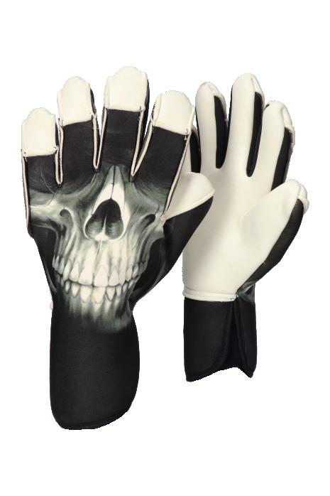 Rękawice Regio Giga Grip Negative GRAPHICS SKULL