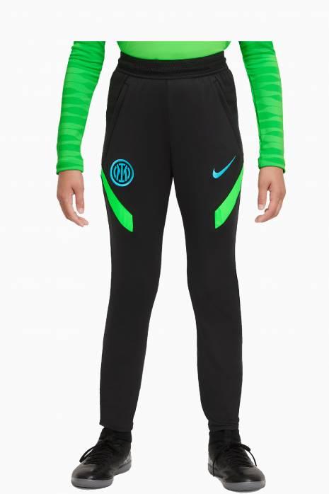 Spodnie Nike Inter Mediolan 21/22 Dry Strike Junior