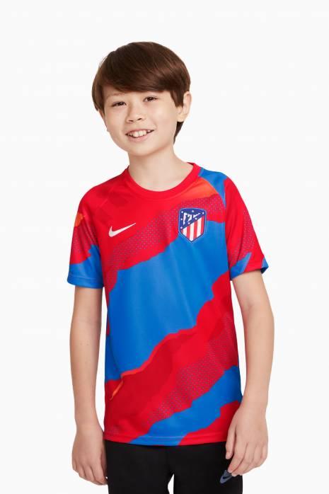 Koszulka Nike Atletico Madryt 21/22 Breathe Top PM Junior