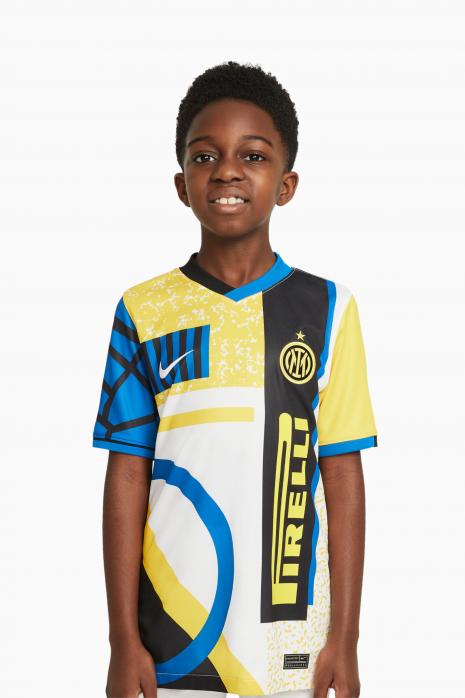 Koszulka Nike Inter Mediolan Dry 2021/22 Junior Czwarta