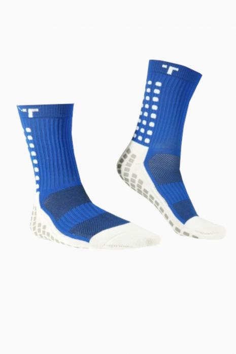 Skarpety piłkarskie Trusox 3.0 Cushion Blue