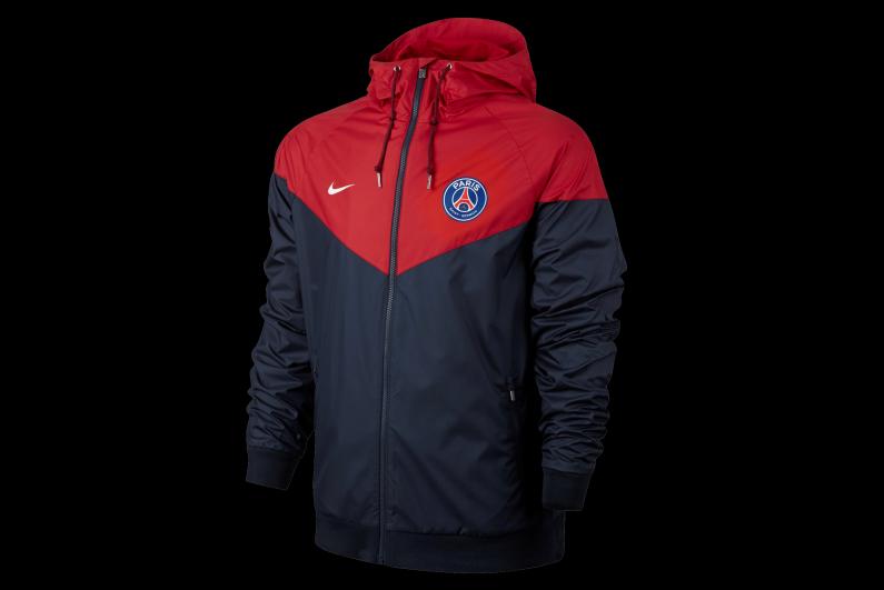 Jacket Nike PSG Windrunner 886822-410
