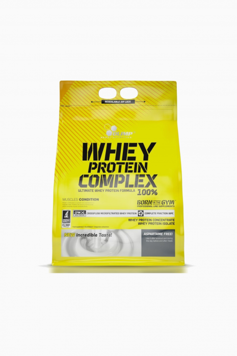 Białko Olimp Whey Protein Complex 100 2270g waniliowy