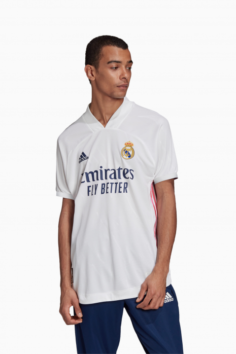 Tricou adidas Real Madrid 2020/21 Home Authentic