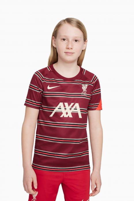 Koszulka Nike Liverpool FC Breathe Top PM Junior