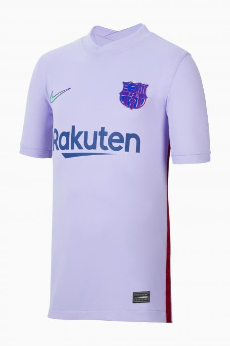 Tričko Nike FC Barcelona 21/22 Hostia Breathe Stadium  Junior