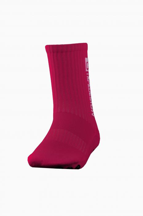 Ponožky Tapedesign bordové