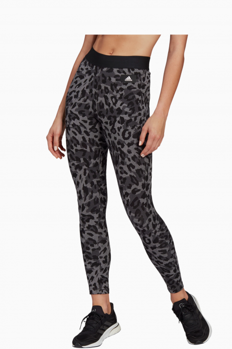 Legíny adidas Sportswear Leopard-Print Dámske