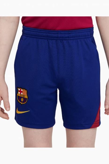 Spodenki Nike FC Barcelona 21/22 Academy Pro Junior