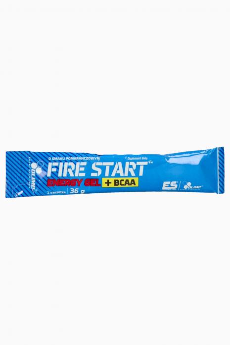 Olimp Fire Start Energy Gel + BCAA 36g Pomarańczowy Stick