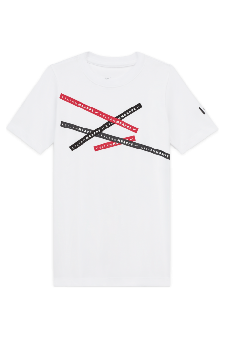 Koszulka Nike Kylian Mbappe Tee Junior