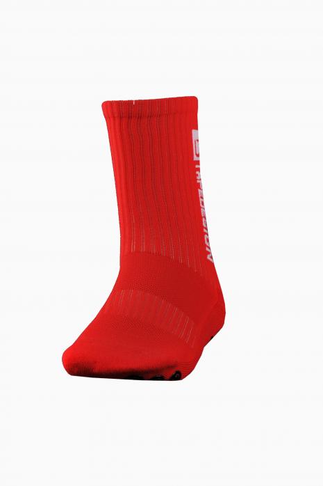 Ponožky Tapedesign červené