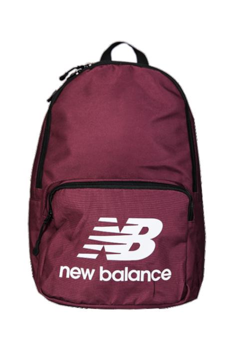 Plecak New Balance CLASSIC BACKPACK Bordowy