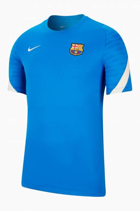 Tričko Nike FC Barcelona 21/22 Breathe Strike Top