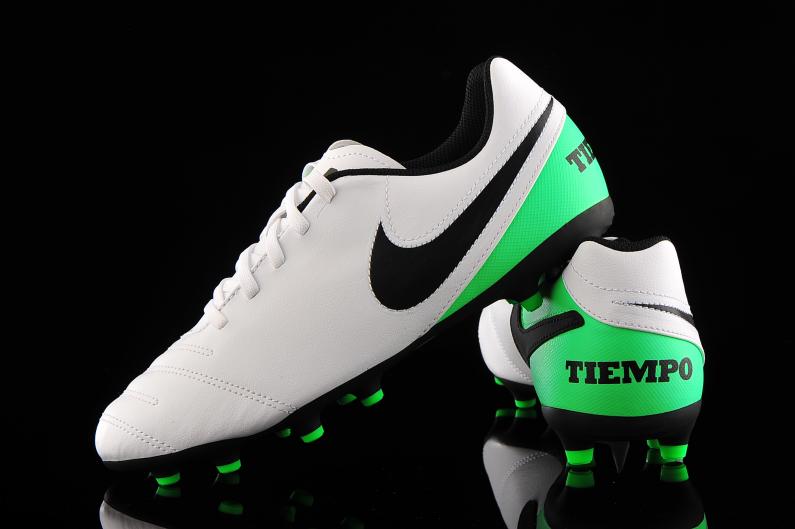 entregar plátano Aplicable  Nike Tiempo Rio III FG-R Junior 819195-103 | R-GOL.com - Football boots &  equipment
