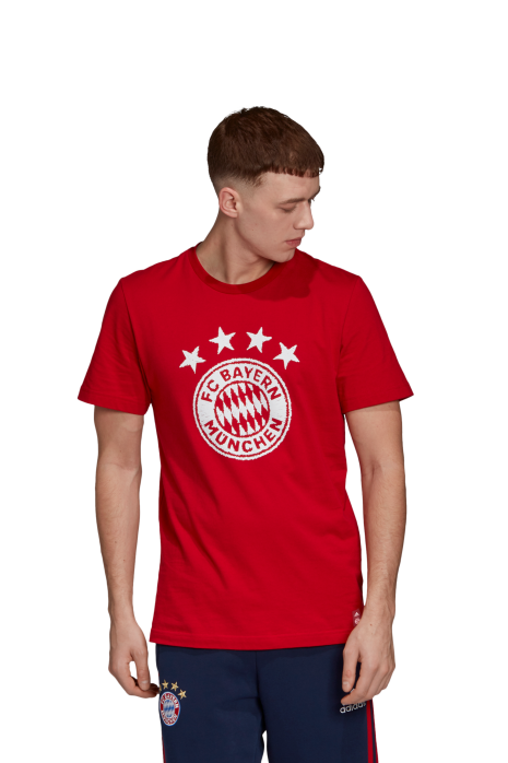 Tričko adidas FC Bayern 20/21 DNA Graphic Tee
