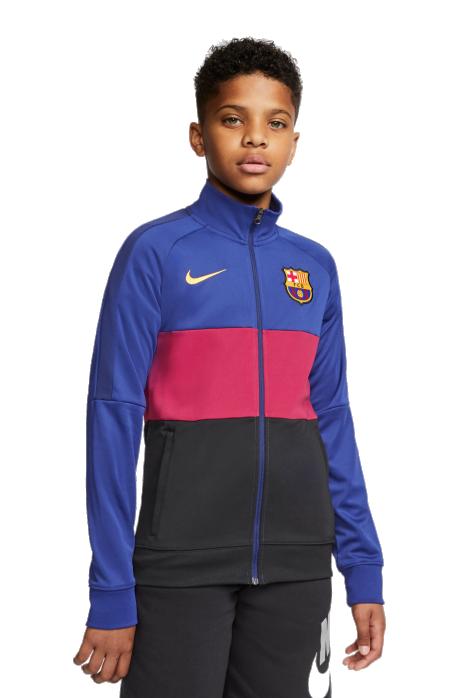 Mikina Nike FC Barcelona I96 Anthem Track Junior