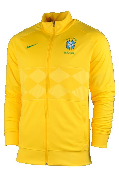 Bluză Nike Brazil I96 Anthem Track