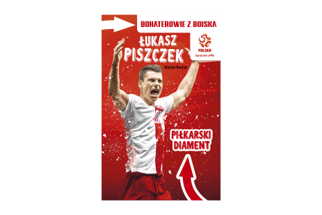 Książka Piłkarski diament - Łukasz Piszczek