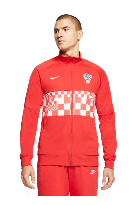Mikina Nike Chorvatsko I96 Anthem Track