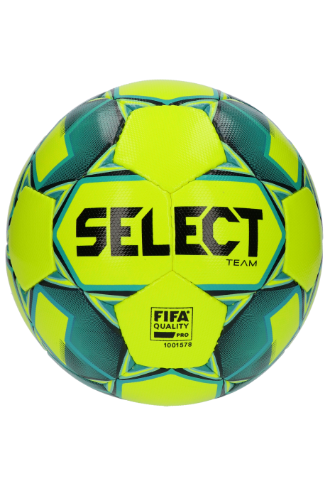 Piłka Select Team Fifa 2019 Yellow rozmiar 5