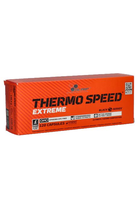 Thermo Speed Extreme Mega Caps 120 Kapsułek
