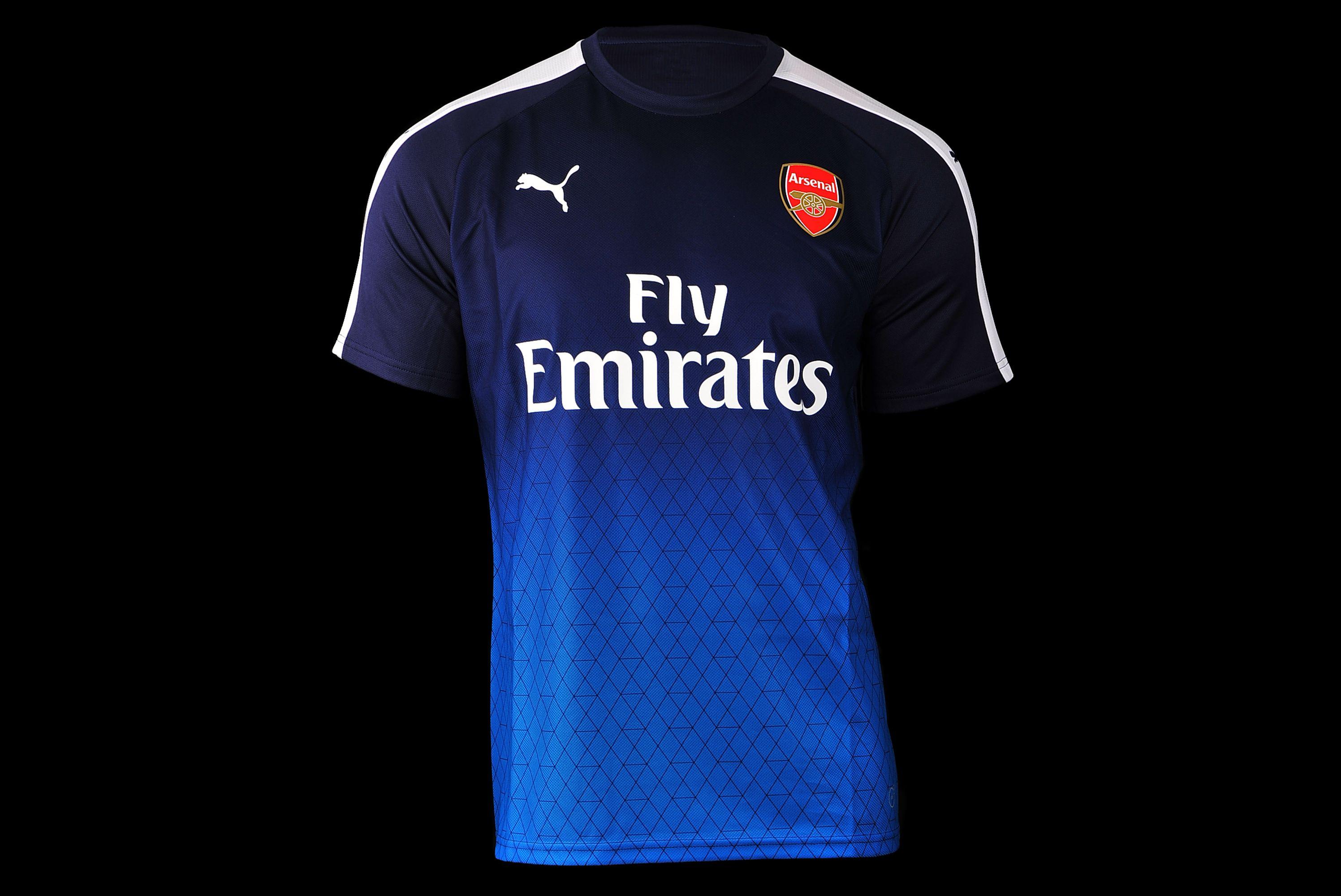 Asado cheque dar a entender  T-Shirt Puma Arsenal Stadium Tee 749143 02 | R-GOL.com - Football boots &  equipment