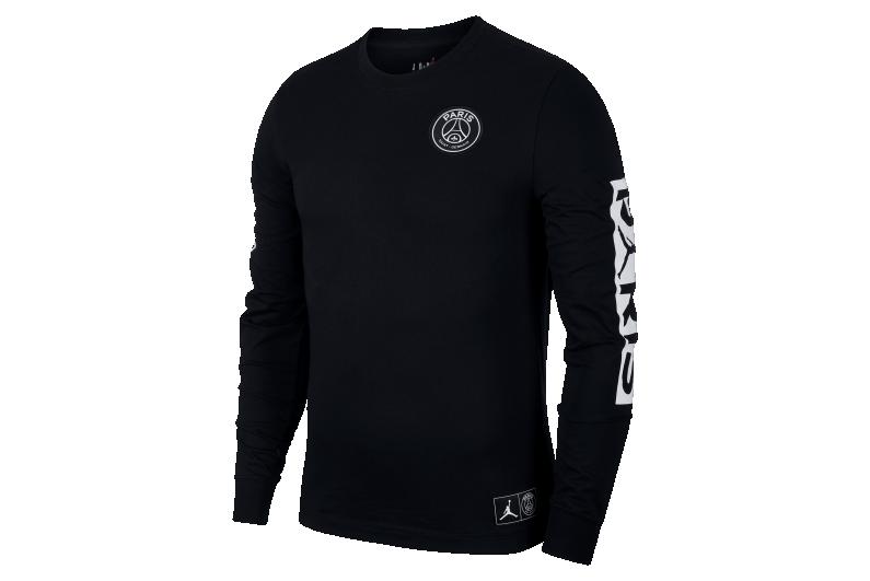 demanda Beber agua Estragos  T-Shirt Nike PSG LS Tee BQ8382-010   R-GOL.com - Football boots & equipment