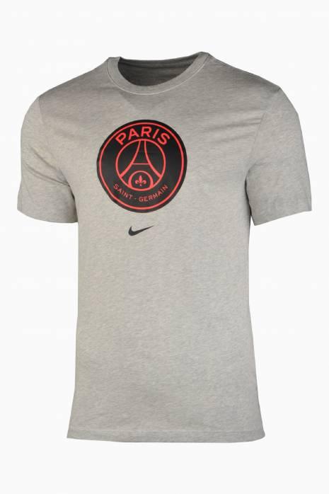 Tričko Nike PSG 21/22 Tee Evergreen Crest Junior