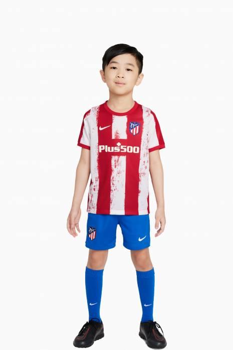 Futbalová súprava Nike Atletico Madrid 21/22 Home Breathe Little Kids